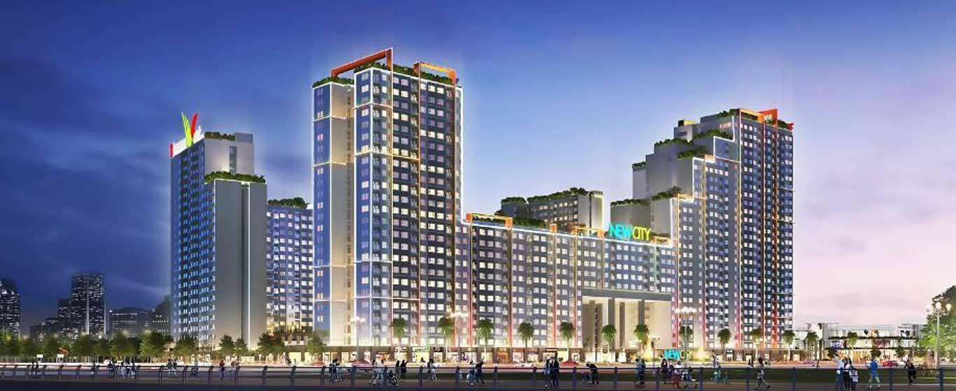 New City Thu Thiem Apartment