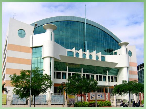 Phu Tho Sport Hall