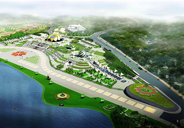 Central Square of Da Lat City - Package No. 19